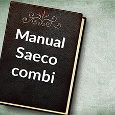 Manuales Saeco Combi